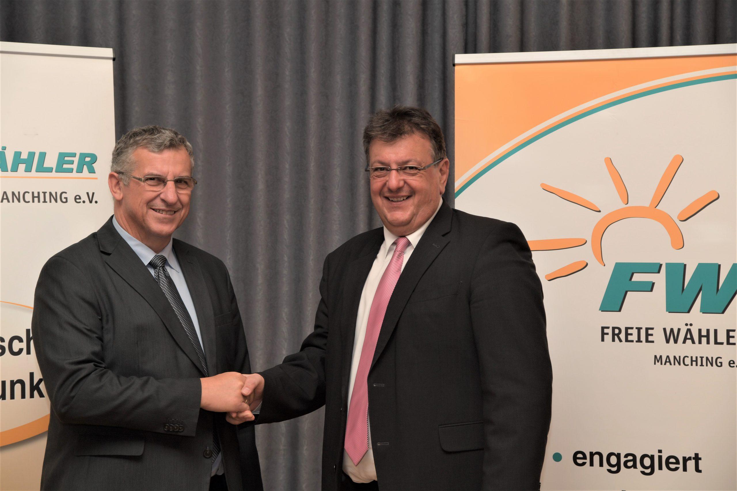 Herbert Nerb tritt erneut als 1.Bürgermeister an
